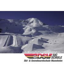 Snowboardwochenende Kaunertal - 13.12.-15.12.2019